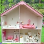 barbie Casa Muñecas Barbie Enorme - Casita Barbie