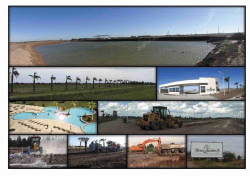 Fotos de ?tierra de sueños 3? terrenos residenciales en el próximo parque acuático de rol 3