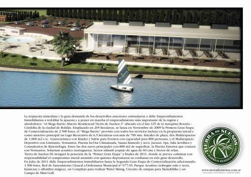 Fotos de ?tierra de sueños 3? terrenos residenciales en el próximo parque acuático de rol 2