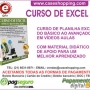 Curso de Planilhas Excel Intermediário, Financeiro e Programado
