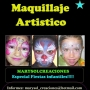 CURSO MAQUILLAJE ARTISTICO Y PEINADOS INFANTILES