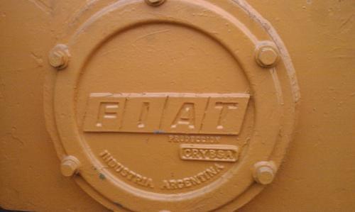 Fotos de Vendo cargadora frontal fiat crybsa mod 4504 original 3/4 m3 2