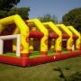 Alquiler de castillos inflables en La Plata
