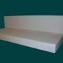 Goma espuma almohadones ecocuero cortes a medida juego didactico