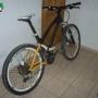 Vendo Bici giant mcm990 doble suspension carbono