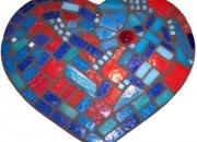 Taller de mosaiquismo especial saint valentine