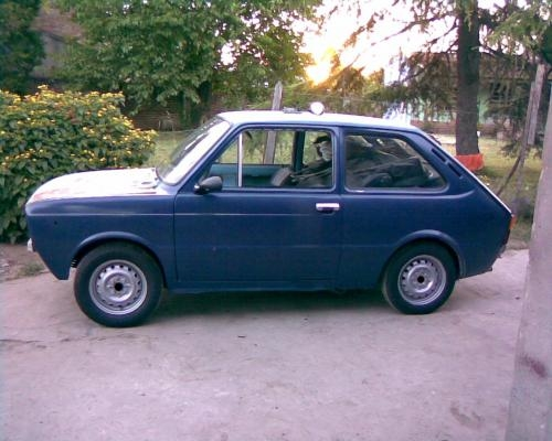 Fiat 133 mod77 andando