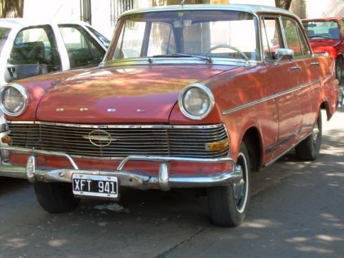 Vendo Permuto Opel Olympia Rekord 1961 En Santa Fe Autos 642648