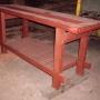 bancos de carpintero de quebracho colorado