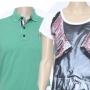 Somos fabricantes de polo camiseta T-shirt China