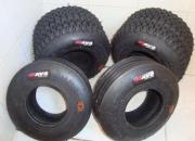 Gomas-cubiertas-neumaticos para karting AVS tierra -asfalto