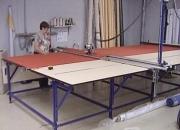 Mesas de corte textil a medida