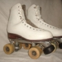 vendo patines artisticos nº 37 excelente