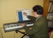 CLASES DE ARMONIA , COMPOSICION E INICIACION MUSICAL