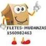 FLETES - MUDANZAS EN VILLA CRESPO - 156-0982-463
