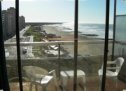 alquiler departamento miramar playa club con vista al mar y balcon 2012
