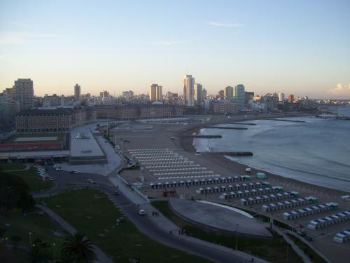 Temporada 2012, alquilo dpto. en mar del plata, frente al mar.