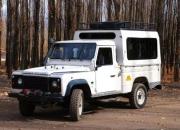 Vendo -landrover defender 110 tdi pick up - rec…