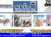 Calendarios 2012- Nivel 10