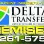 DELTA TRANSFER - SERVICIO INTEGRAL DE TRANSPORTE