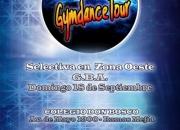 18 de septiembre-torneo nacional de danzas gymdan…