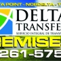 DELTATRANSFER - SERVICIO INTEGRAL DE TRANSPORTE