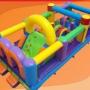 Fabrica de juegos inflables,castillos,peloteros,toboganes,toro