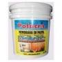 Membrana En Pasta Polacrin Impermeable X 20 Lts.