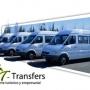 alquiler de combis, transporte de pasajeros, turismo (St Transfers)