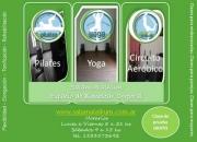 Pilates y yoga + circuito aeróbico gratis!