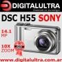 CAMARA SONY H55 filma en HD!!! Local en Martínez
