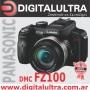 Panasonic Lumix Fz100 14.1 Mpx Zoom 24x Local en Martinez