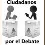 Defienda su derecho a estar informado. Apoye el pedido de Debate Electoral presionando Me Gusta en  http://www.facebook.com/ciudadanosporeldebatearg . Luego opiná y comentá las publicaciones