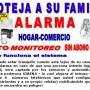 Alarmas Domiciliarias para Casas Comercios Instalacion Alarma