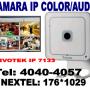 CAMARA IP VIVOTEK IP7133 VIDEO A COLOR AUDIO SUPER OFERTA