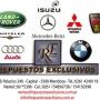 Repuestos Land Rover