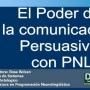 Charla-Taller Comunicación Persuasiva con Tecnicas de PNL