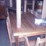 Mesas de pinotea, ratonas y de comedor