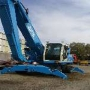 Grua FUCHS Venta de maquinaria pesada para construcción