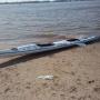 Kayak Doble Delfín Vikingo cerrado de travesía