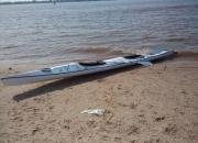 Usado, Kayakdoble delfin vikingo cerrado detravesia segunda mano  Santa Fe