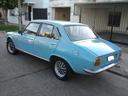 Vendo Auto Peugeot 504 En Buenos Aires