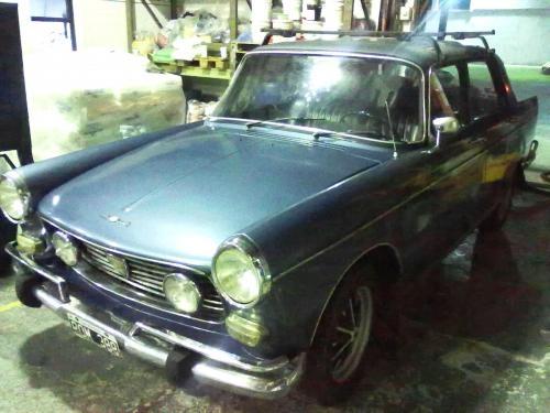 Peugeot 404 de coleccion