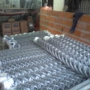 hacemos tejidos de alambre romboidal