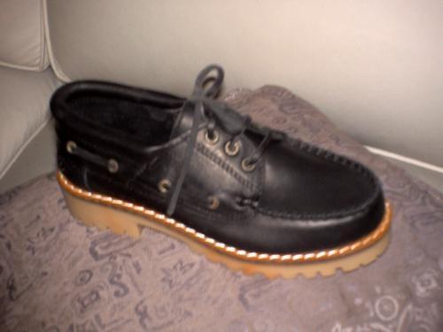 Zapatos Hombre Cuero Colegial En Aires Leñadores Buenos Otros EHe2WD9IY
