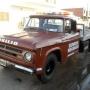 Vendo Dodge 200 Grua Con Plancha Motor Perkins4 Pot. Mod.86