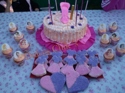 Cumpleaos infantiles adultos tortas tartas mesas dulces