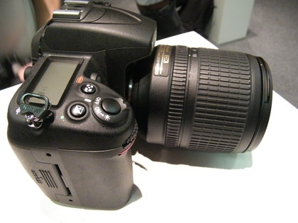 Nikon d7000 16mp cámara digital slr