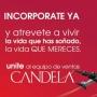 Candela incorpora asesores y directores de venta