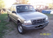 Vendo ford ranger 4x2 doble cabina
